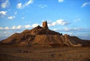 Вавилонская башня в Борсиппе